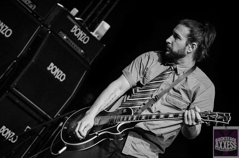Brian Tichy at Bonzo Bash 2016