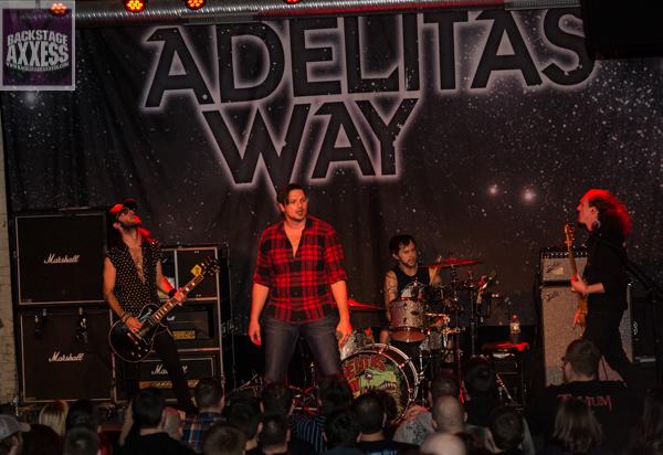 Adelitas Way 2-3-16