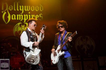 Hollywood Vampires @ Turning Stone Events Center , Verona, NY 5-24-16