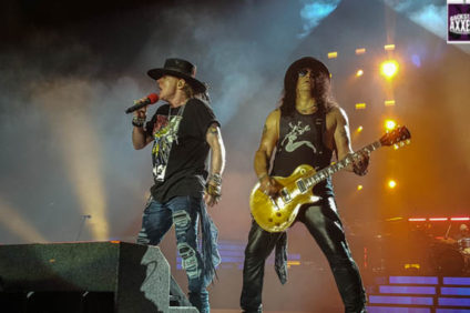 Guns N' Roses @ Rogers Centre, Toronto, Ontario 7-16-16