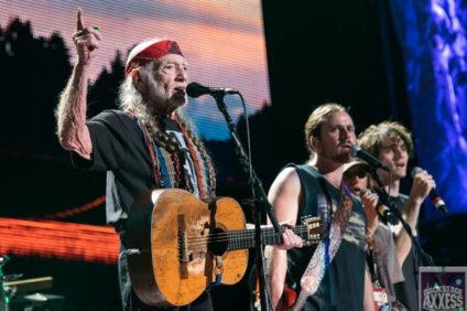 Willie Nelson @ Farm Aid, Bristow, VA 9-17-16