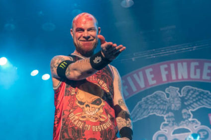 Five Finger Death Punch  @ Blue Cross Arena, Rochester, NY 11-22-16
