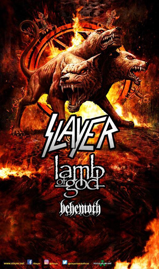 Behemoth Tour Dates North America