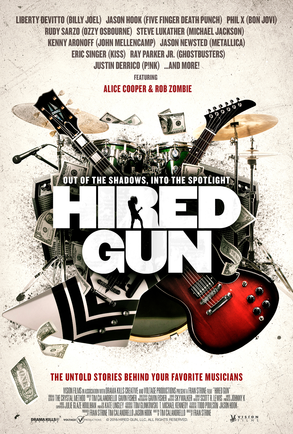 hired gun movie review backstage axxess